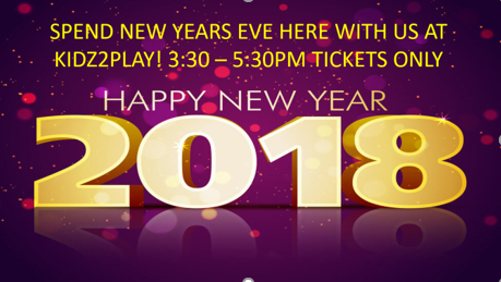Kidz2Play New Year Party